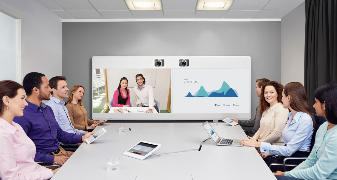 jual harga cisco video conference