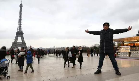 Kisah Mantan OB yang Sukses Keliling Dunia Berkat RGI